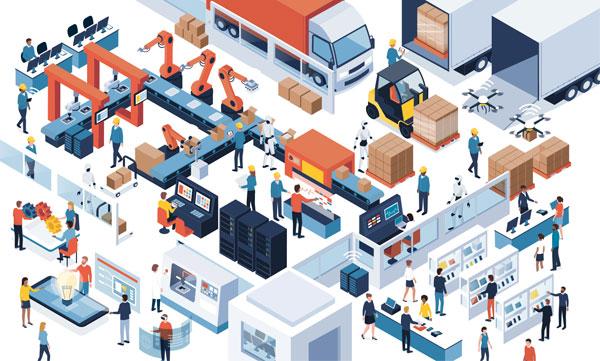 Giải pháp ERP ứng dụng trong sản xuất vận hành như thế nào?