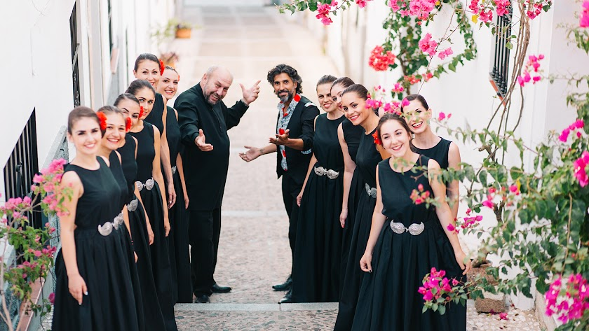 El cantaor onubense Arcángel presentará \'Al Este del cante\' con Voces Búlgaras y Georgi Petkov.