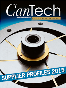 CanTech International- screenshot thumbnail