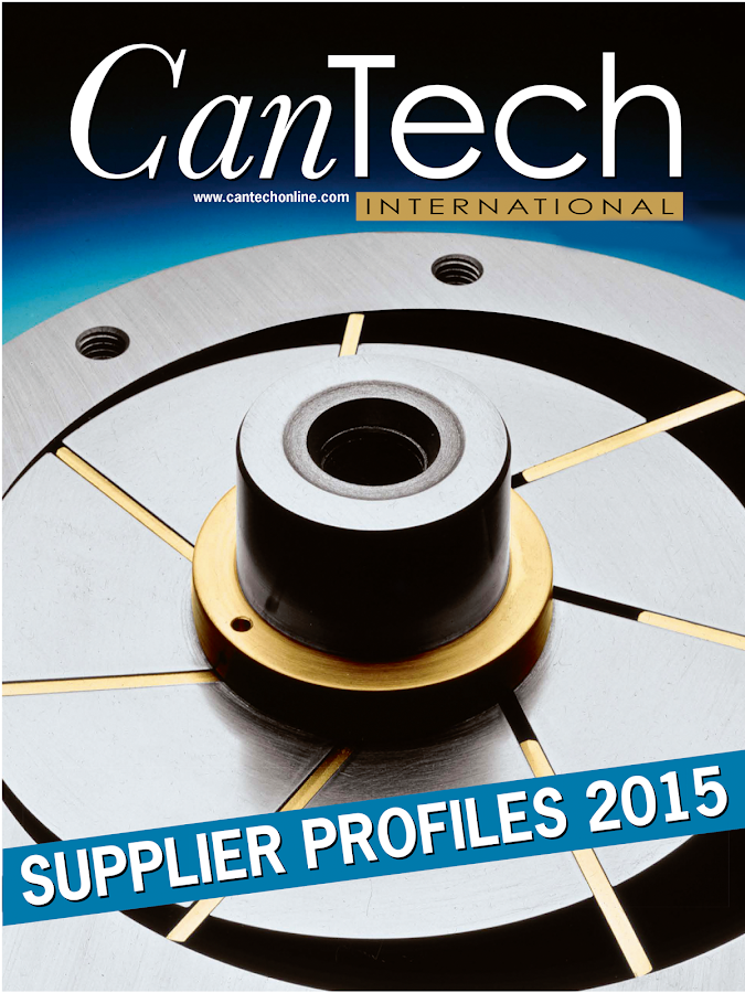 CanTech International- screenshot
