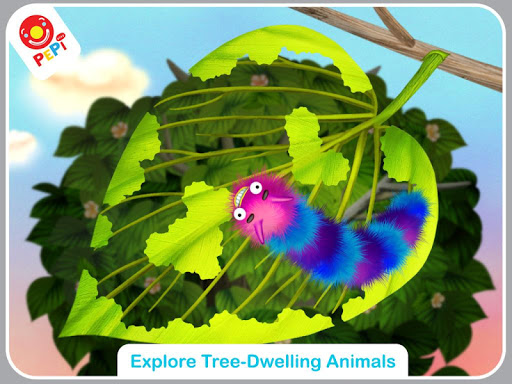 Pepi Tree - screenshot