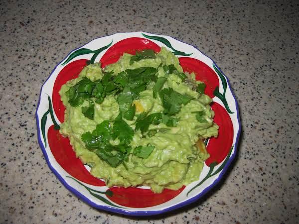 Mango Jalapeno Guacamole Recipe