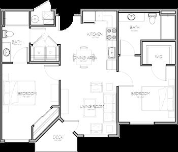 Go to Parleys Floorplan page.