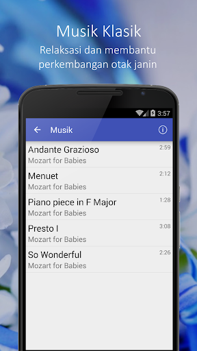 BukuBumil - Proses Kehamilan app (apk) free download for Android/PC/Windows screenshot