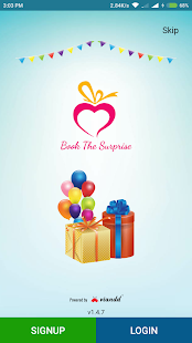 Bookthesurprise - Surprise Party Celebrations - náhled