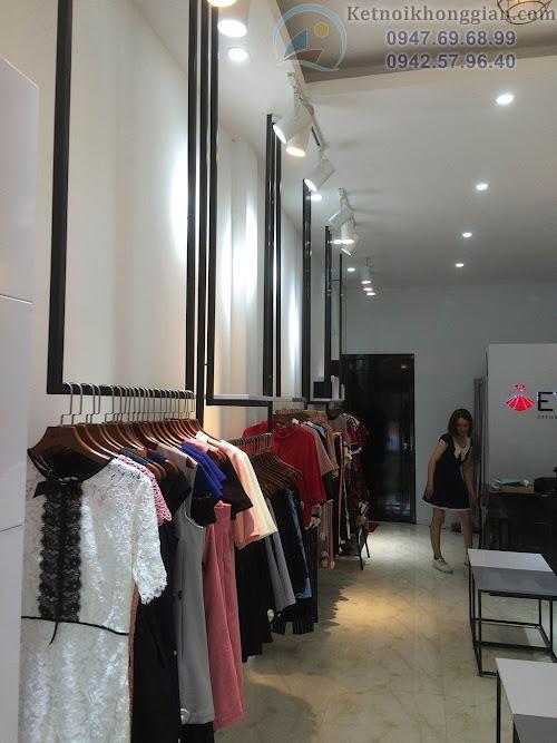 thi công nội thất shop - thiết kế nội thất cửa hàng