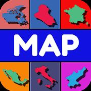 Fun Quizzes - World Map Quiz