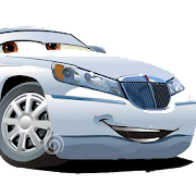 3d Limo Car Driving