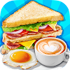 Breakfast Sandwich Food Maker