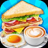 Breakfast Sandwich Food Maker file APK Free for PC, smart TV Download