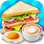 Breakfast Sandwich Food Maker file APK Free for PC, smart TV Download