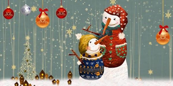 Christmas Snow Man screenshot 3