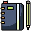 Discord Notebook Icon