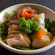 5 Kinds Of Sashimi (25 Pieces)
