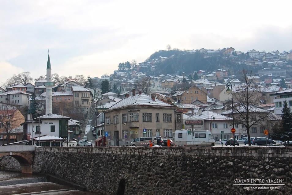 VISITAR SARAJEVO, uma cidade renascida das cinzas da guerra | Bósnia e Herzegovina