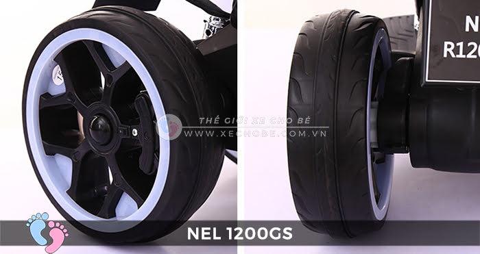 Moto điện 3 bánh cho bé NEL-1200GS 22