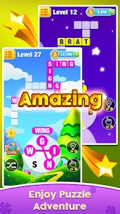 Word Cute:Free Word Games,New,Fun & Best Word Game Screenshot