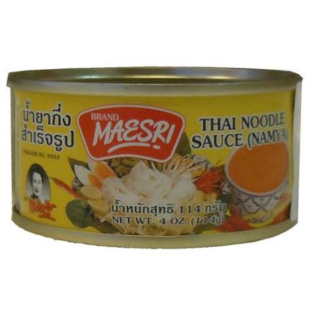 Thai Noodle Sauce (Namya) 114g Maesri