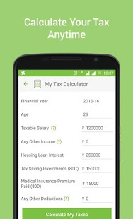TaxChat - Income Tax e-Filing- screenshot thumbnail
