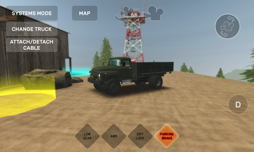 Dirt Trucker: Muddy Hills 1.0.7 screenshots 8