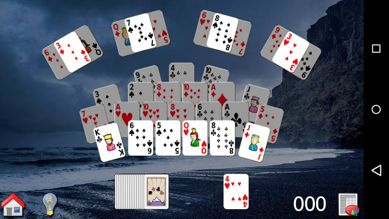 All-Peaks Solitaire Screenshot 3