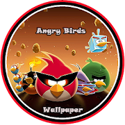 Fan art Angry Birds HD Wallpaper