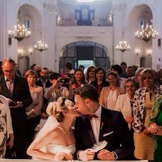 Wedding photographer Agnieszka Szymanowska (czescczolem). Photo of 06.07.2016