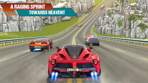 Crazy Car Traffic Racing Games 2020: New Car Games androidiapk screenshots 1