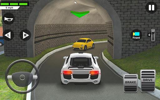 City Car Driving & Parking School Test Simulator apkdebit screenshots 8