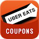 Free Meals Coupons for UberEats