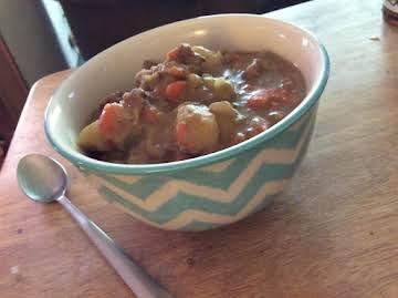 Two-Day Crockpot Roast Stew
