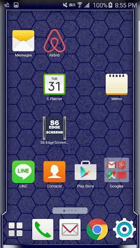 S6 Edge Screens HD