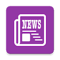 Refreshed - news in your hand icon