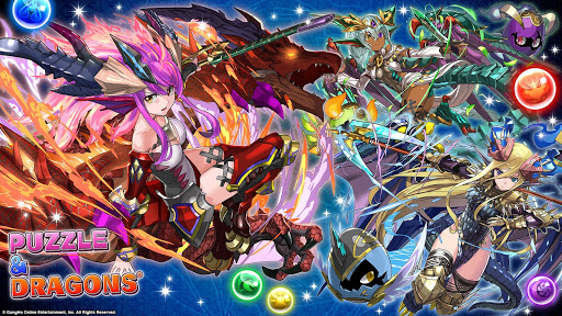 Puzzle & Dragons  Wallpaper 1