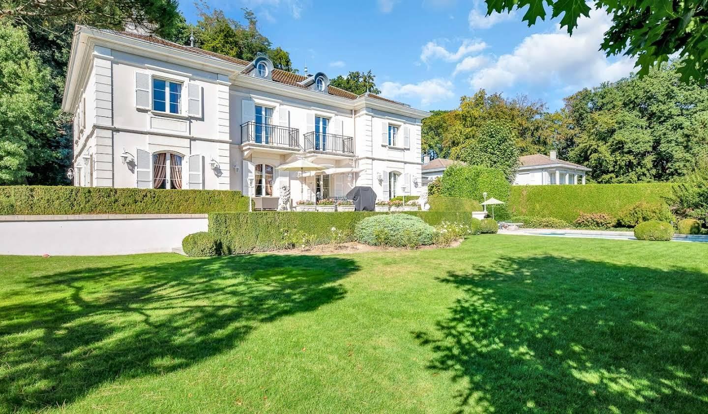 Maison avec piscine Le Mont-sur-Lausanne