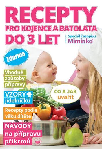 Recepty pro kojence a batolata