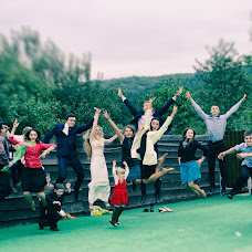 Wedding photographer Marta Pudlyk (tysi4ka). Photo of 12.10.2015