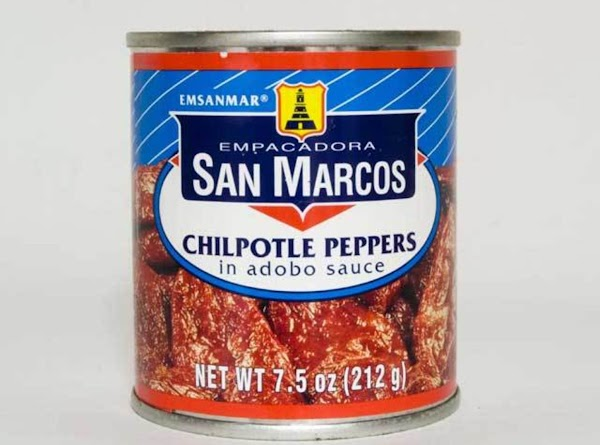 NOTE: May OMIT chipoltles if you want it less spicy.