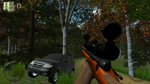 Russian Hunting 4x4 (Free Shopping/Ad-Free)