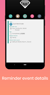 Just Reminder with Alarm Apk – For Android 3