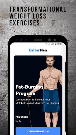 BetterMen: Workout Trainer  image 1