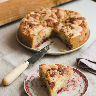 Lemon Raspberry Crumb Cake Recipes