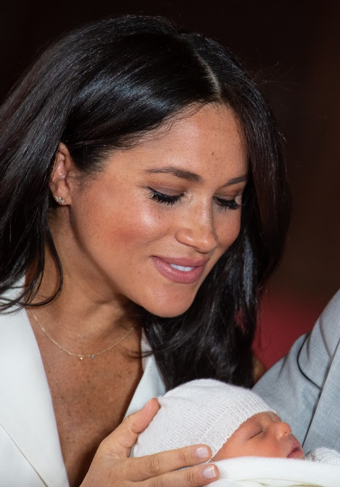 Meghan Markle is officially a princess, but you can't call her Princess Meghan