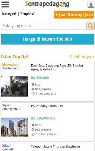Jualan Online - Sentrapedagang 17011512 screenshots 1