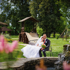 Wedding photographer Pavel Shirokovskikh (PavelShir). Photo of 10.08.2016