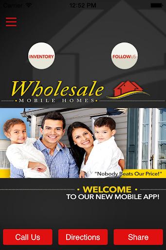 Wholesale Mobile Homes
