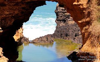 Photo: The Grotto, The 'Great' Ocean Road, Victoria, Australia