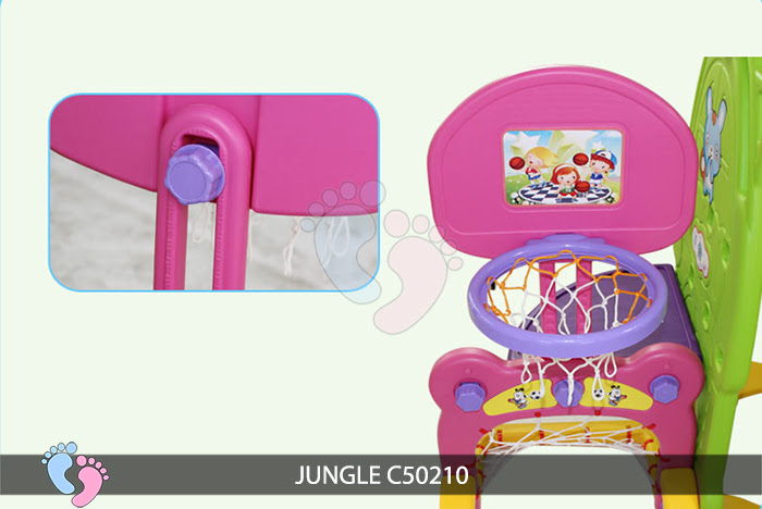 Cầu trượt cho bé Jungle C50210 14