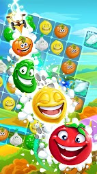Funny Farm match 3 game APK screenshot thumbnail 12