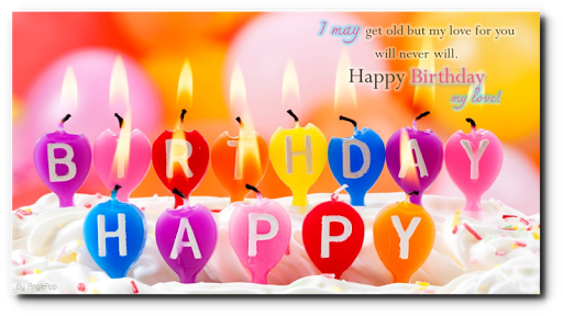 Happy Birthday Wishes Messages By Angle App Google Play United